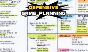 defensive game planning 300x180 Madden Tips | Madden | Football Plays | Football Strategies