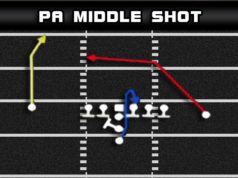 i form pro pa middle shot 238x178 Madden Tips | Madden | Football Plays | Football Strategies